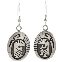Kokopelli French Hook Earrings 29940