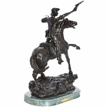 Western Bronze Sculpture 29966