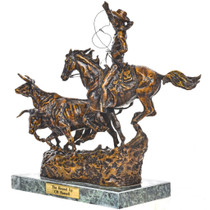 Western Bronze Sculpture 29967