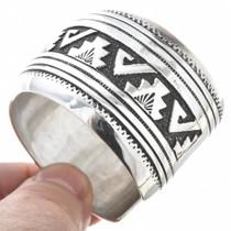 Navajo Sterling Bracelet 29988