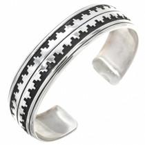 Tommy Rose Singer Sterling Bracelet 30206
