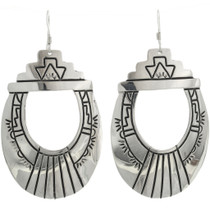 Tommy Rose Singer Handmade Sterling Silver Earrings 30050