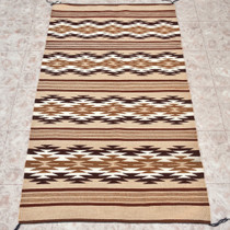 Navajo Chinle Stars Wool Rug 30086