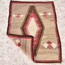 Vintage Early Navajo Wool Rug 30091
