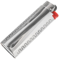 Silver Lighter Case 30135