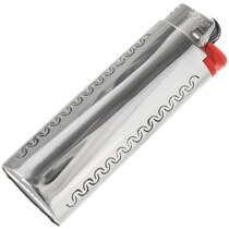 Silver Lighter Case 30135