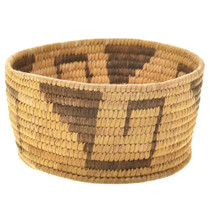 Vintage Papago Pima Indian Basket 30154