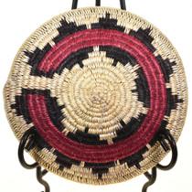 20th Century Authentic Navajo Handwoven Basket 30160