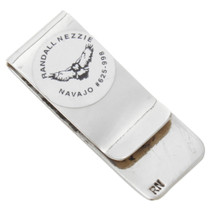 Navajo Made Money Clip 30161