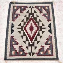 Vintage Navajo Wool Rug 30200