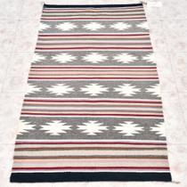 Vintage Crystal Navajo Wool Rug 30201