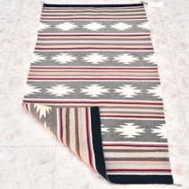 Hand Woven Navajo Wool Rug 30201