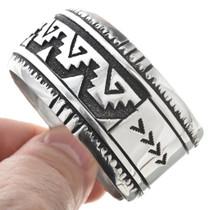 Tommy Rose Singer Handmade Navajo Bracelet 30206