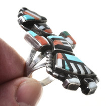 Zuni Rainbow Kachina Ring 30219