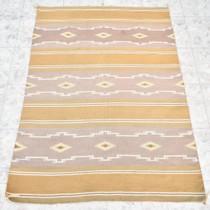 Vintage Navajo Wide Ruins Wool Rug 30240