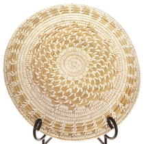 Large Handwoven Papago Indian Basket 30258