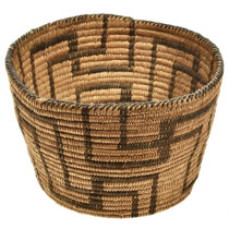 Vintage Pima Papago Indian Basket 30262