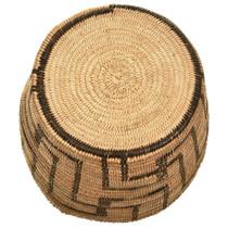 Original Vintage Authentic Native American Pima Basket 30262