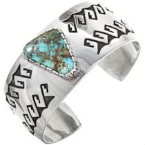 Royston Turquoise Overlaid Silver Bracelet 30307
