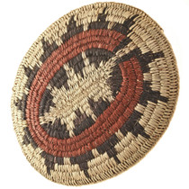 Navajo Wedding Basket Tray  30318