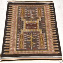 Navajo Raised Outline Wool Rug 30350