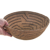 "10.5"" Wide Basket Bowl 30383"