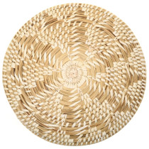 Hand Made Papago Indian Basket 30504