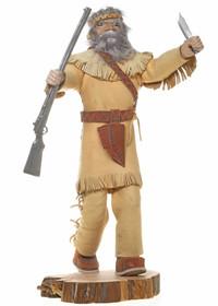 Vintage Mountain Man Kachina Doll 30538