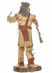 White Man Kachina Doll 30538