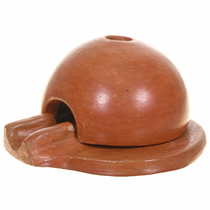 Vintage Hopi Pottery Miniature Painted Kiln 30540