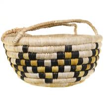 Hand Woven Hopi Basket 30575