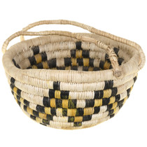 Vintage Hopi Basket Second Mesa 30575