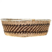 Apache Twined Basket Weaving 30580