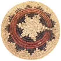Hand Woven Native American Wedding Basket 30581