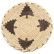 Vintage Papago Indian Basket 30588