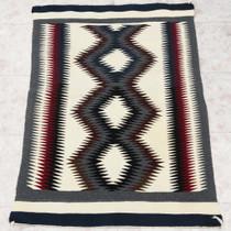 Vintage Navajo Eye Dazzler Rug 30610
