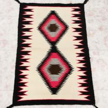 Vintage Navajo Rug Weaving 30625