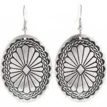 Traditional Sterling Southwest Earrings 30636