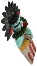 Hopi Early Morning Singer Talavai Kachina 30648