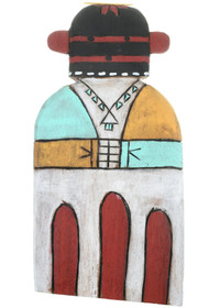 Hopi Kachina Doll by Sam Tewa 30649