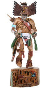 Original Hopi Indian Hand Carved Fine Art Kachina Doll 30653