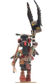 Fine Art Hopi Kachina Sculpture 30749