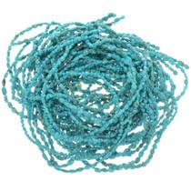 Tibetan Turquoise Beaded Nugget Strands 30803