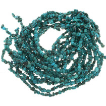 Dark Blue Turquoise Nugget Beads 30804