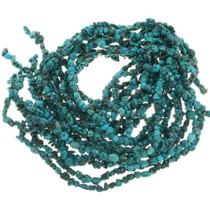 Dark Blue Turquoise Nugget Beads 30804