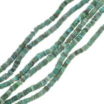 Tibetan Turquoise Beaded Disc Bead Strands 30807