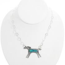 Opal Horse Pendant 30785