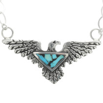Native American Eagle Pendant 30793