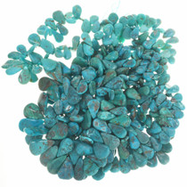 Teardrop Shape Turquoise Beads 30817