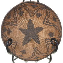 Old Apache Basket Tray 30916